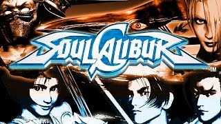Best Android Fighting Game Ever? SOULCALIBUR Android GamePlay Trailer (HD)