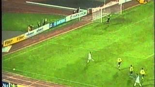 Украина - Россия 3:2. Отбор к ЧЕ-2000 (полный матч).