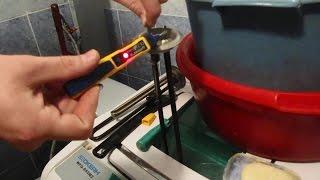 Как определить какой из тэнов водонагревателя пробит (сломан). Ремонт водонагревателя (титана)(, 2015-10-29T10:46:12.000Z)