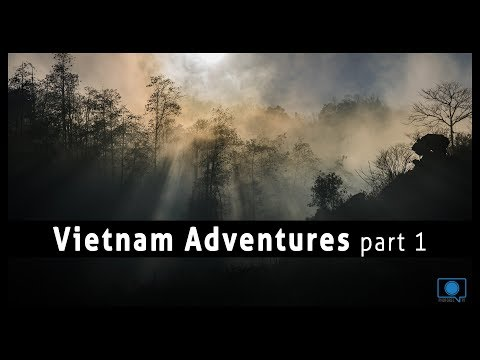 Vietnam Photography Adventures - Hanoi, Sa Pa, Halong Bay