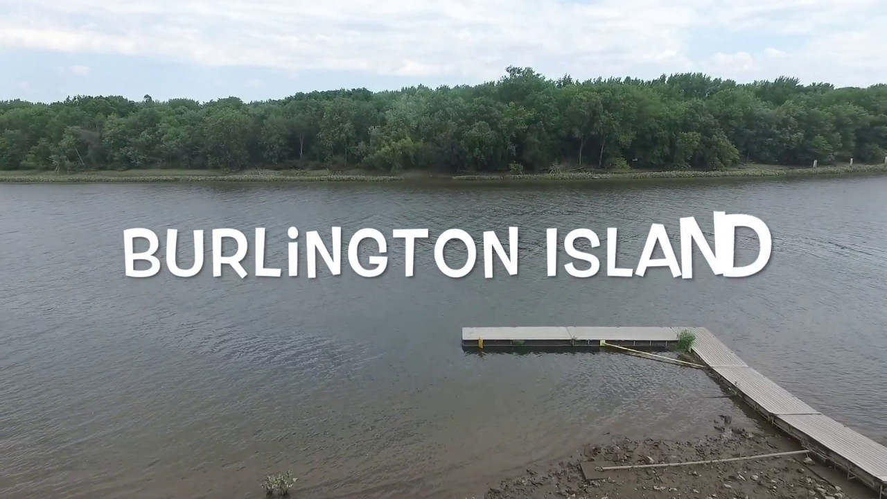 Burlington Island Abandoned Amusement Park