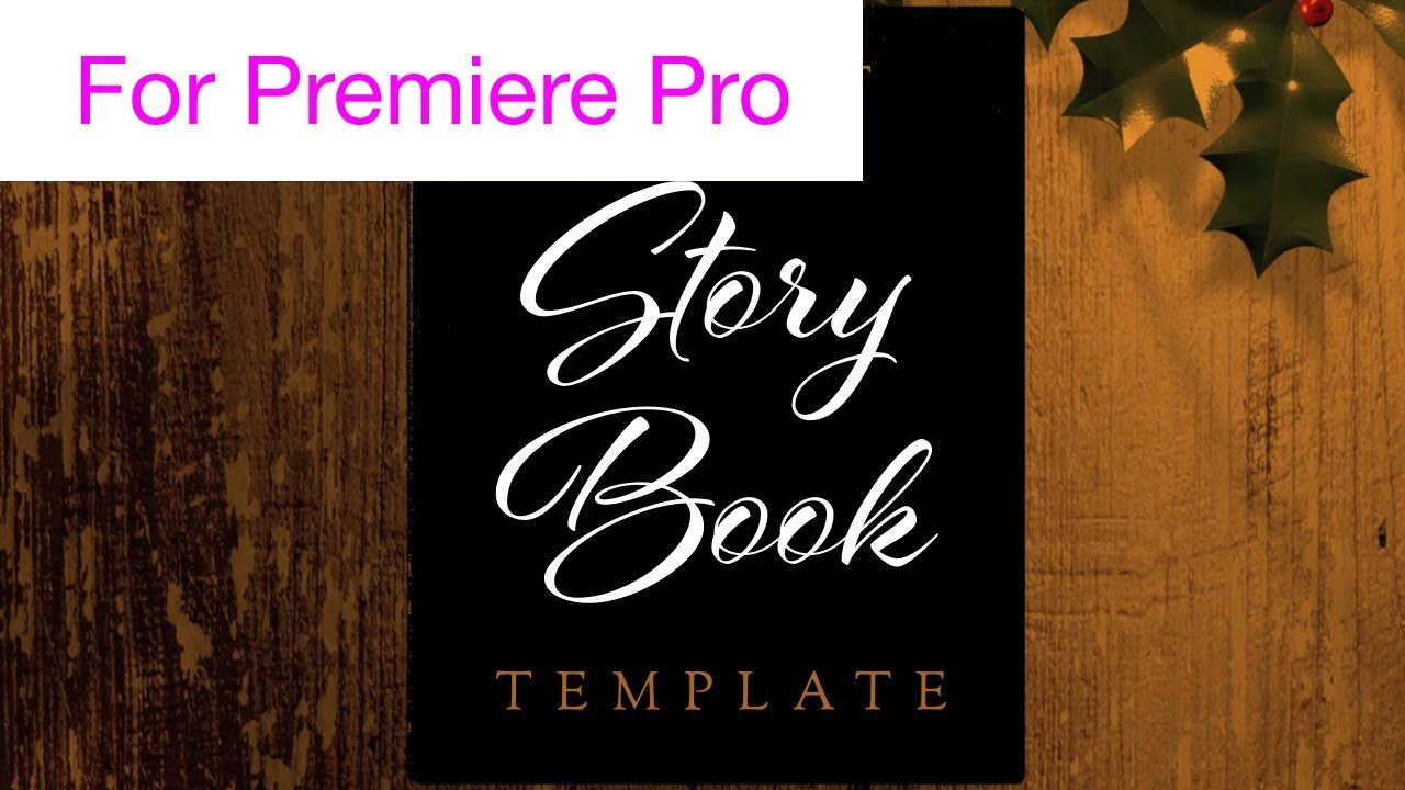Storybook opening and closing transitions motion graphics template storybook opening and closing transitions motion graphics template toneelgroepblik Image collections