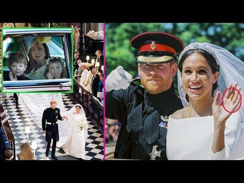 Meghan Markle Gave Kate Middleton a Custom Gold Bracelet on Her Royal Wedding Day