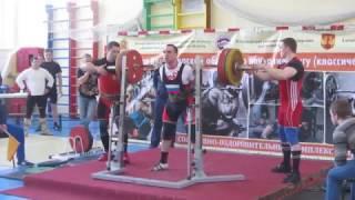 Kostenko Andrey RAW squat 261kg@74kg(, 2017-05-01T16:56:04.000Z)