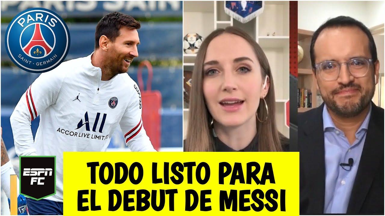 Lionel Messi's PSG debut in Reims: What could the Paris Saint ...