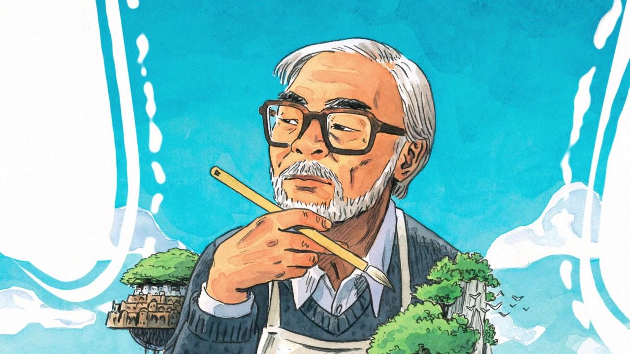 Maitre De L Oeuvre l'oeuvre de hayao miyazaki : le maitre de l'animation japonaise