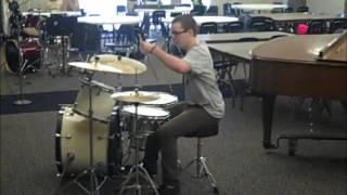 James Roy | Drum Solo