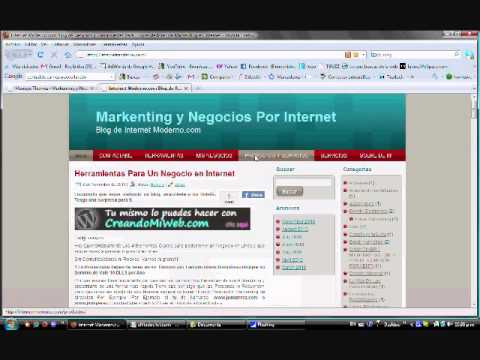 Como Subir tus Plantillas a Wordpress ,(Plantilla Gratis) - YouTube