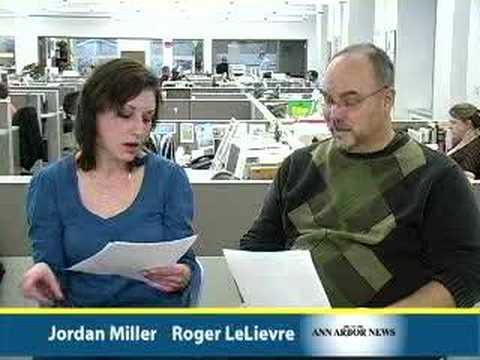 Ann Arbor News Weekend Webcast