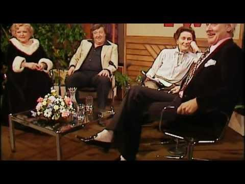 Spike Milligan, George Roper And Joan Turner | 1981 Talkshow