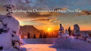 видео Английские песни про Новый год