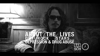 Chris Cornell Rare Interview About Depression and Drugs | SC...
