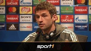 Zu viel Druck? Müller versteht Mertesackers Gefühle   SPORT1