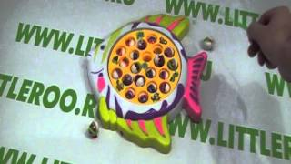 Игра Рыбалка на батарейках, 68514