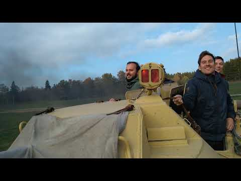 Panzer fahren (BMP) 🥇 Benneckenstein im Harz