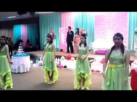 Pengiring Pengantin - Mars dancer jakarta