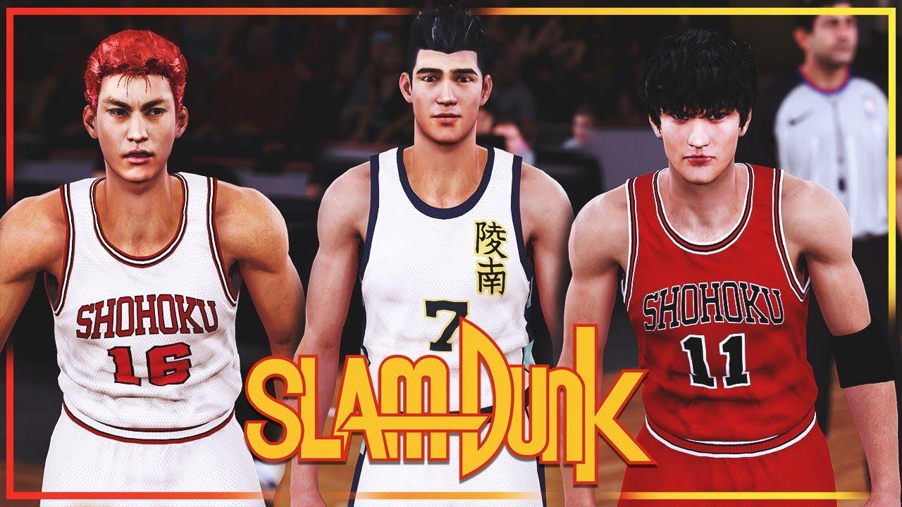 nba 2k17 kuroko no basket roster