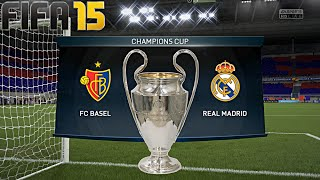 Video Gol Pertandingan Real Madrid vs Basel