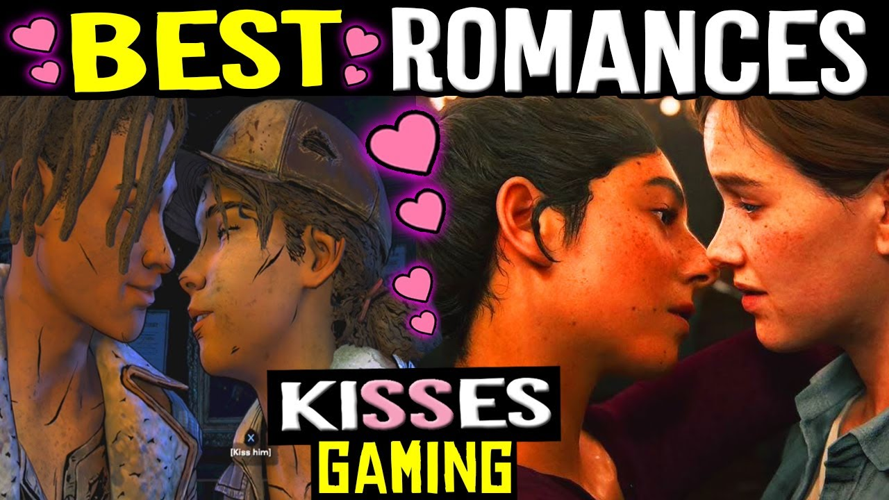 Download Best Romances & Kiss Scenes in - Video Game Romance Scenes 2021