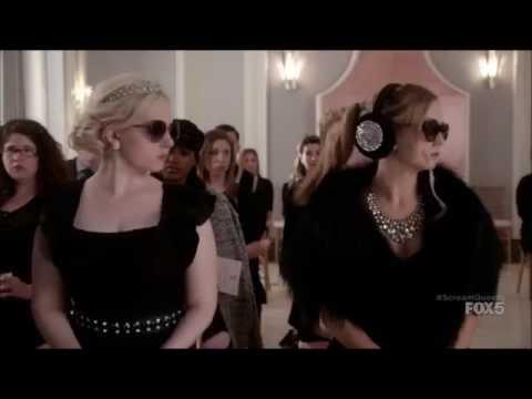 Scream Queens 1x07 - Chanel #2s Funeral