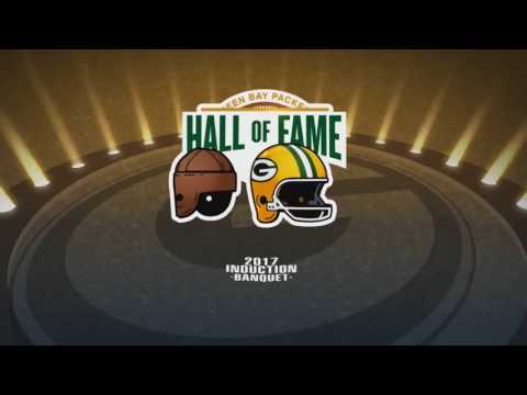 Donald Driver Packers' Hall of Fame speech