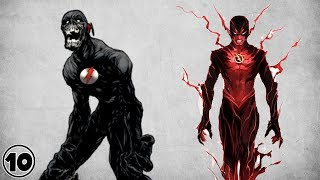 Top 10 Alternate Versions Of Reverse Flash