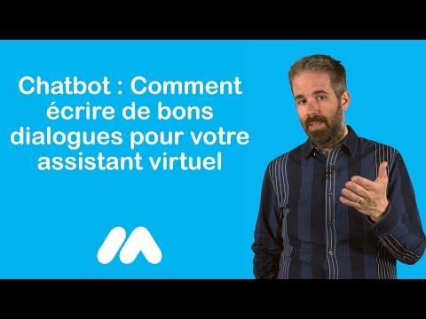 Chatbot : Comment écrire de bons dialogues - Tuto e-commerce - Market Academy thumbnail