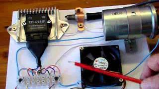 простой высоковольтный генератор от А.Седого