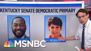 Major Primary Battles Playing Out In Kentucky, New York | MSNBC