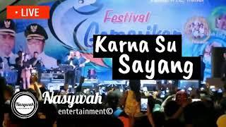 Gambar cover Judika - Karna Su Sayang Cover (Live Konser)🎤Near ft Dian Sorowea