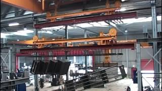 видео Грузоподъемное оборудование