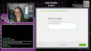 Pt 4 [ENG/EO] Brewhilda Learns Esperanto!