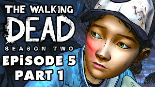 The Walking Dead: Season 2 - Episode 5: No Turning Back - Gameplay Walkthrough Part 1