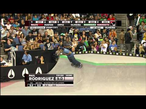 Paul Rodriguez SW BS Tail -- Ontario 2012