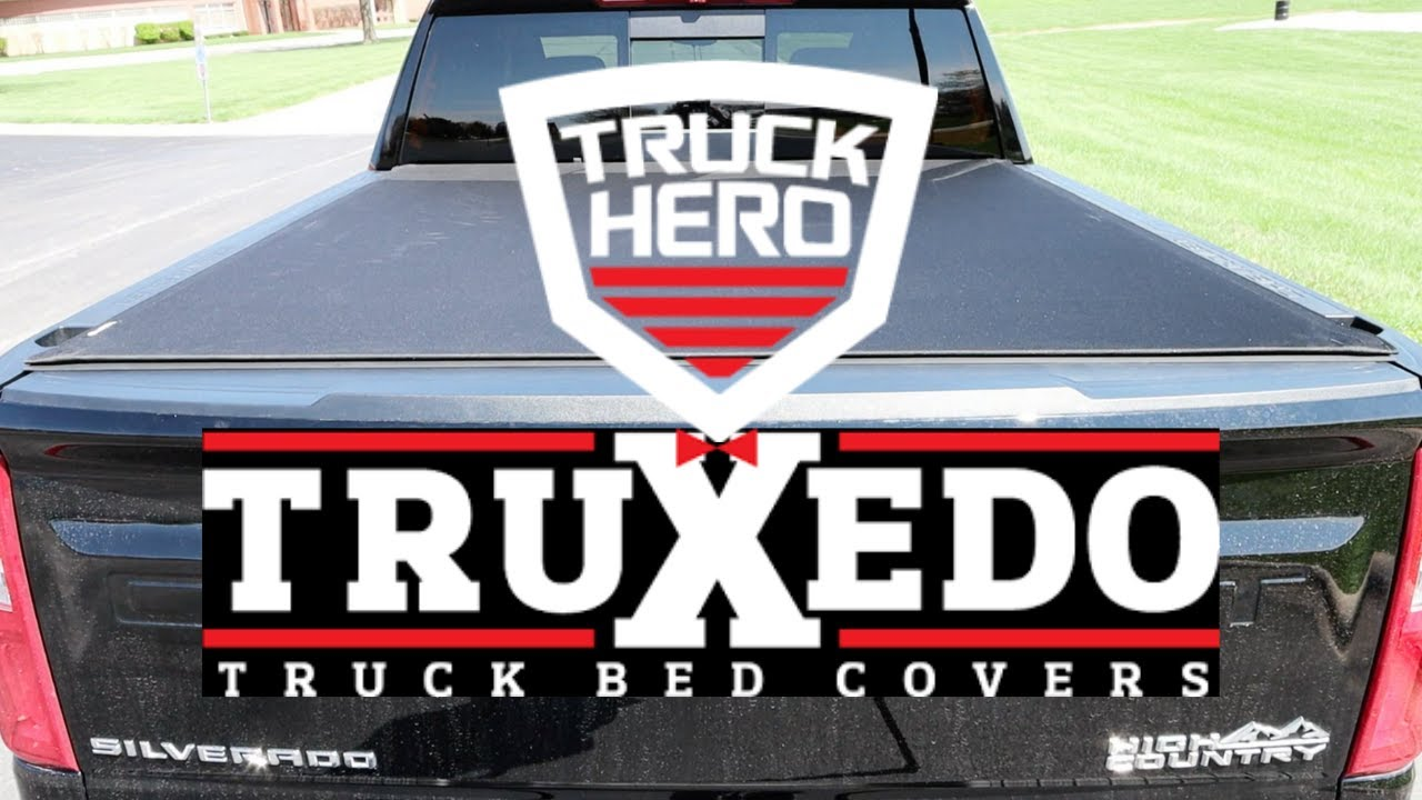 The Best Truck Bed Cover Truxedo Sentry Ct Bed Cover Review Youtube