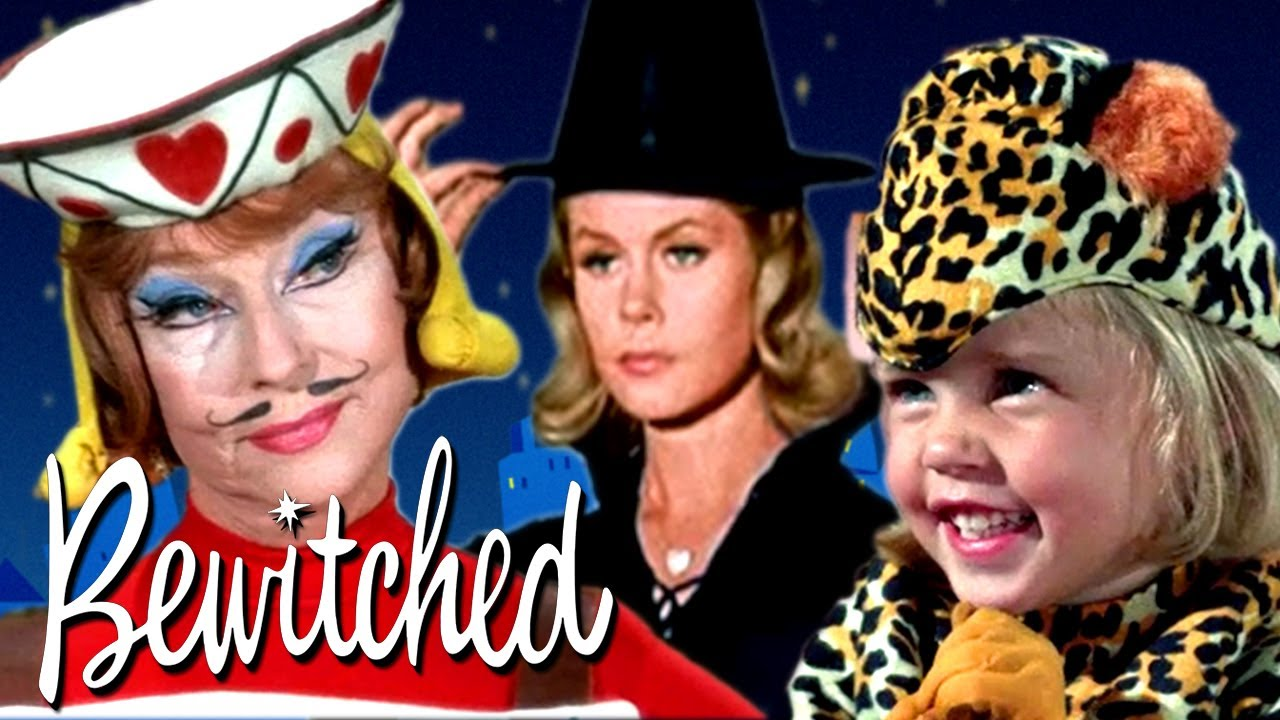 Bewitched – SE1 – Ep7 – The Witches Are Out