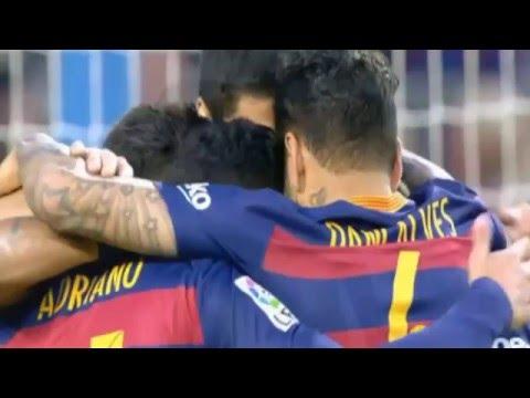 Barcelona vs Granada 4-0 | Resumen y Goles | 09-01-2016 | Highlights | HD