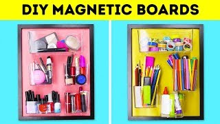 27 BRILLIANT NEW WAYS TO USE MAGNETS