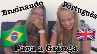 Ensinando Português Para a Gringa ft. Nicole thumbnail