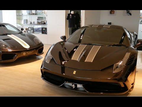 2015 Ferrari 458 Speciale Youtube