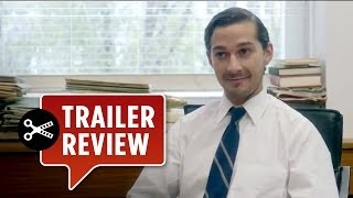 Instant trailer review: nymphomaniac: volume 1 official trailer #1 (2014) - shia labeouf movie hd