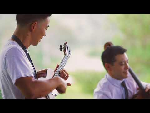 Jake Shimabukuro and Joshua Nakazawa on cello playing 6/8