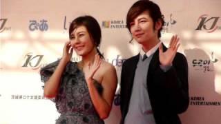 2011年3月3日 韓国映画「きみはペット」製作発表会 茨城空港 キム・ハヌ...