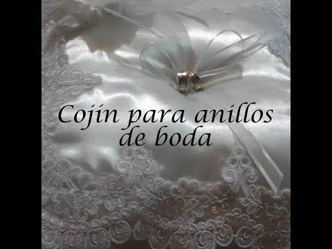 ANILLERO DE BODA