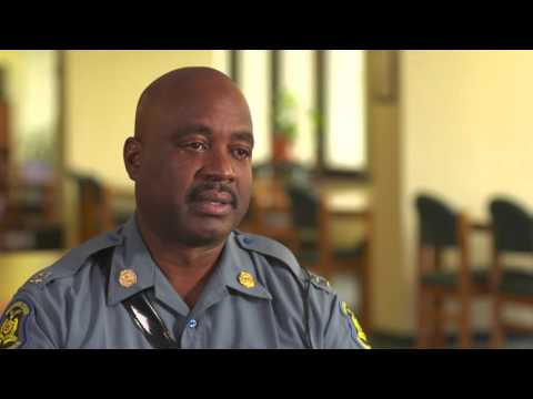 Captain Ron Johnson discusses What Respect Looks Like