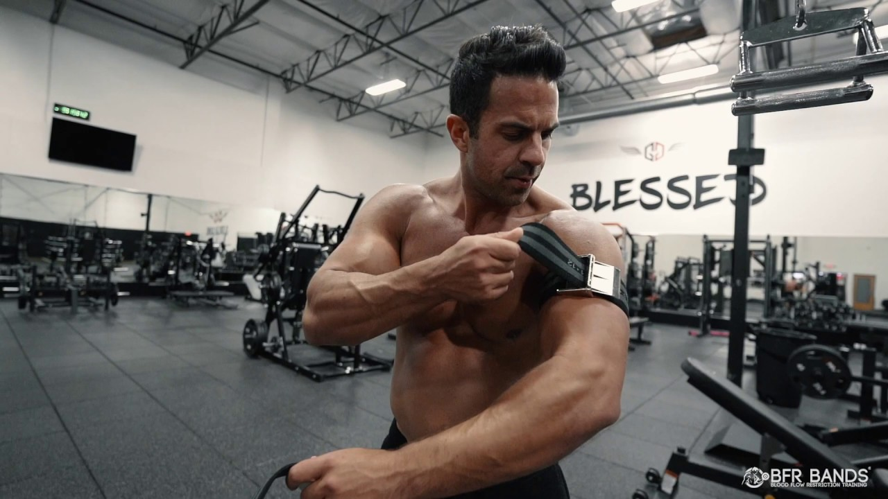 PRO-X Edition BFR Bands // Occlusion Training Bands video thumbnail