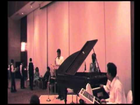 Saxophone Bapi-song sung Blues