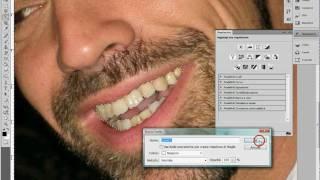 Tutorial Photoshop 2 - Metodo veloce per Sbiancare i Denti
