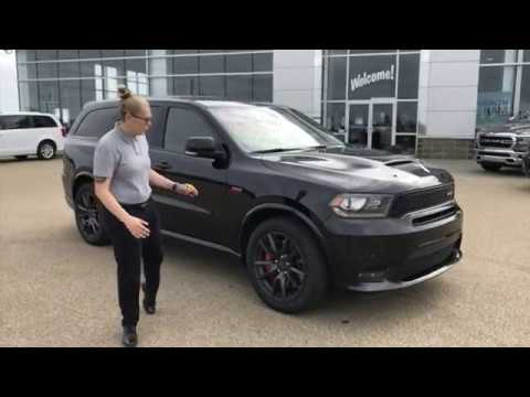 This 2019 Dodge Durango SRT has EVERYTHING you need and MORE!