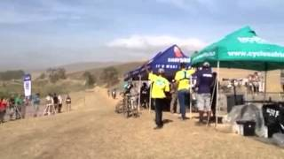 Live Clip: Stage 4, Water Point 3